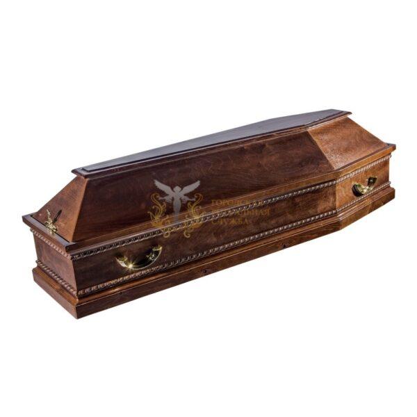 Гроб Боярский с косичкой