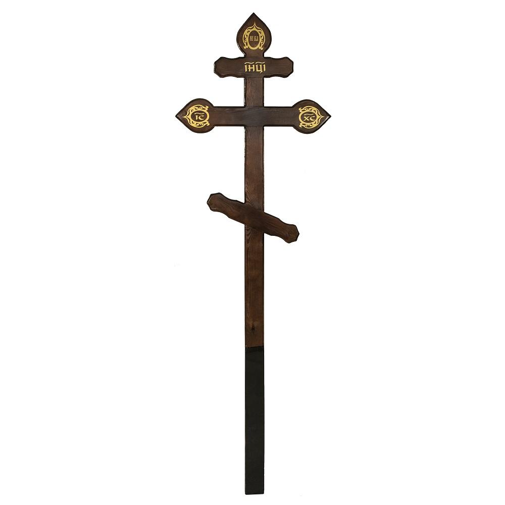 Крест ритуальный на могилу