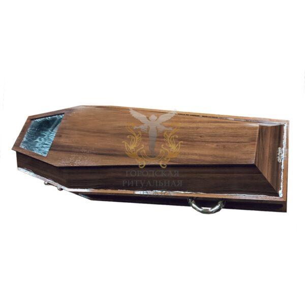 гроб с окошком коронавирус